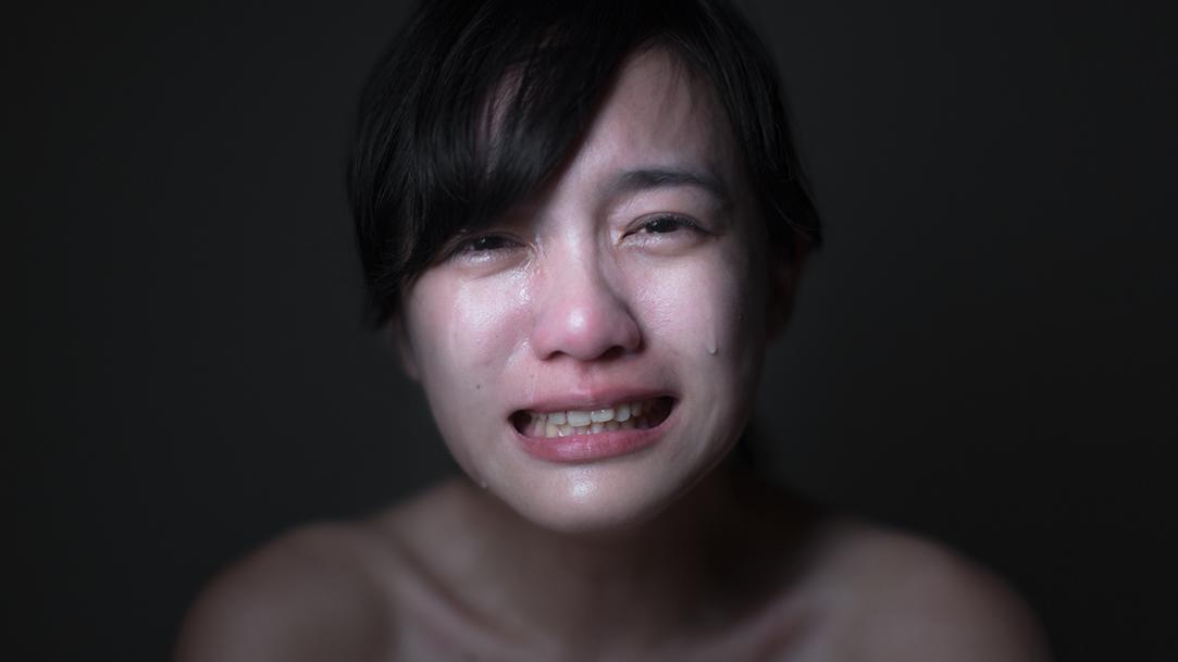 |哭泣女孩