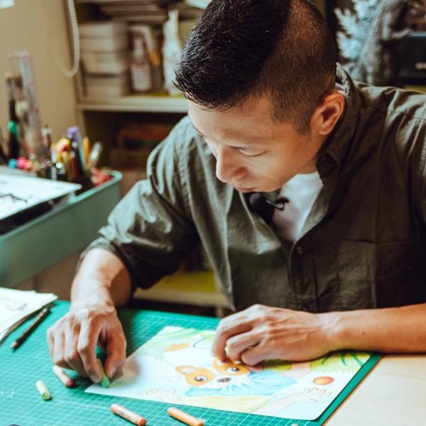 最佳少年兒童讀物獎 繪本作家