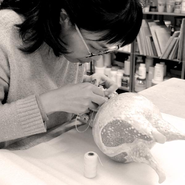 ▼ 陶藝師